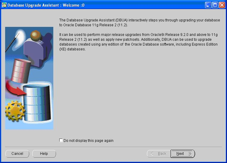 How to Upgrade a 10 2 Database to an 11 2 Database - Oracle Database